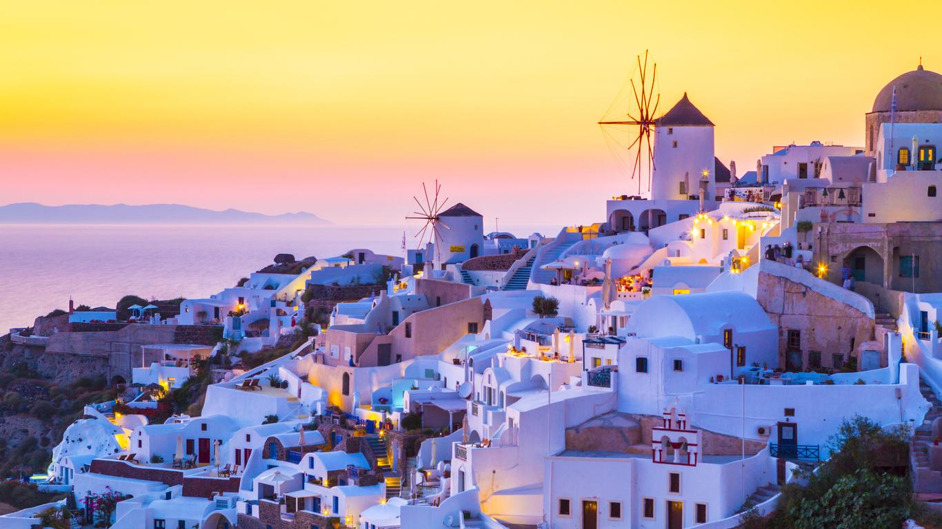Nominate the Woman in Your Life to Win an Unforgettable Luxury Tour of Greece