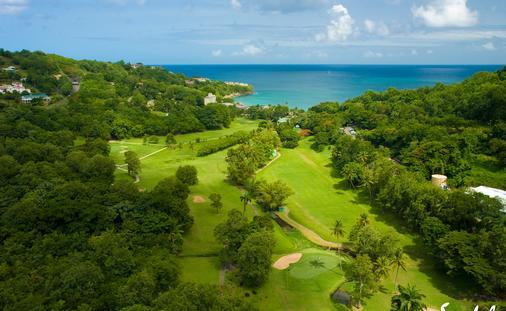 Free Green Fees   Golf in Saint Lucia