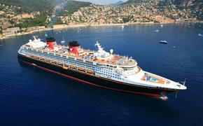 Disney Magic sails to Villefranche, France