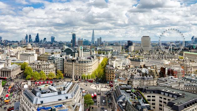 The London Skyline