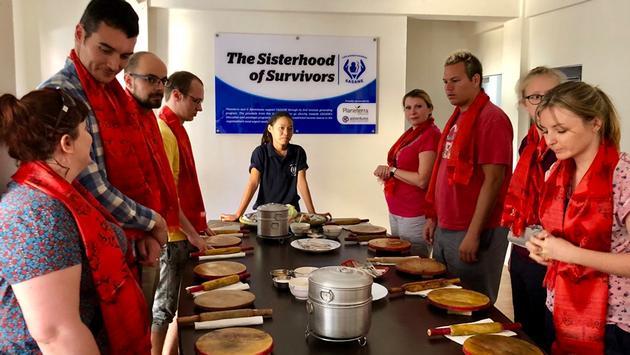 SASANE Sisterhood of Survivors, Nepal