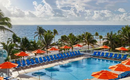 Pool at the Westin Fort Lauderdale Beach Resort