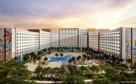 Universal, Dockside , hotel