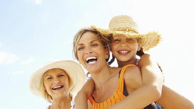Seniors, grandparent, multi-generational travel