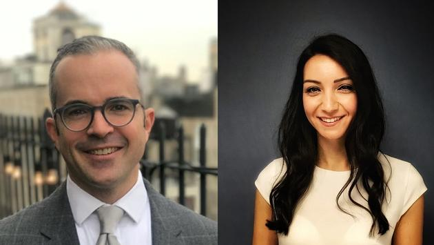 New hires at the Dominick Soho