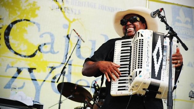 Cajun Zydeco Festival in New Orleans