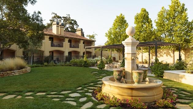Napa Valley Lodge in Yountville, California