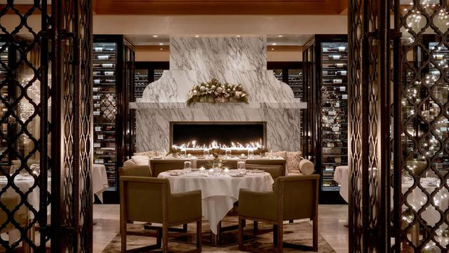 Hotel Bel-Air, Los Angeles, California (Courtesy of Dorchester Collection's Hotel Bel-Air)