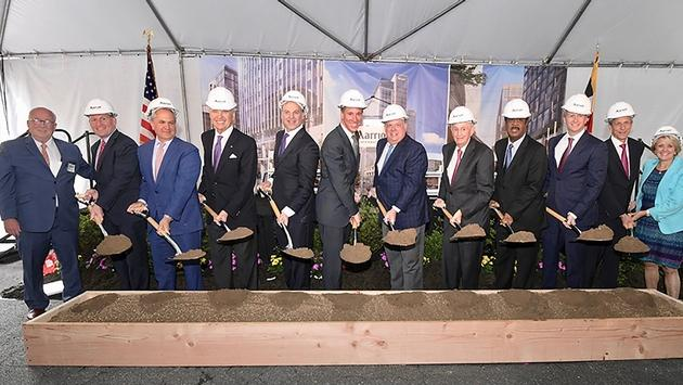 Marriott International Breaks Ground on New Headquarters