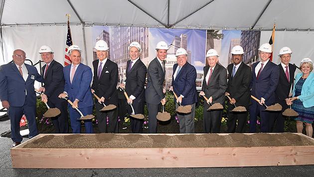Marriott International Breaks Ground on New Headquarters