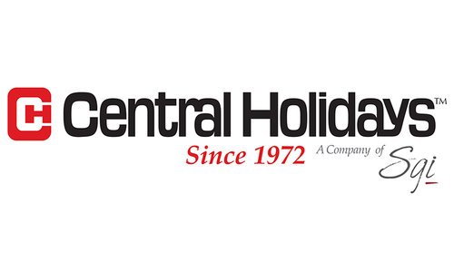 Central holidays logo