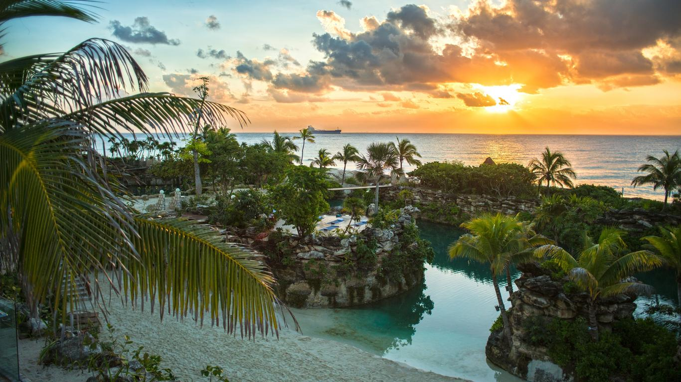 Hotel Xcaret Mexico Receives AAA's Five Diamond Award