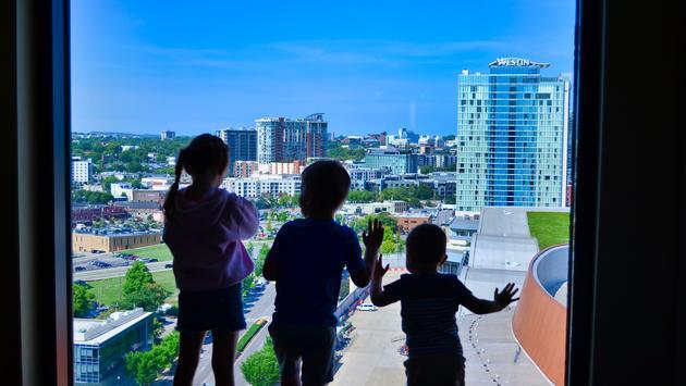 skyline, Nashville, Omni Nashville