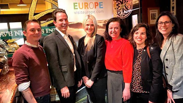 European Tourism Commission Event, Toronto