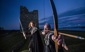 Winterfell Tours at Castle Ward, Northern Ireland.