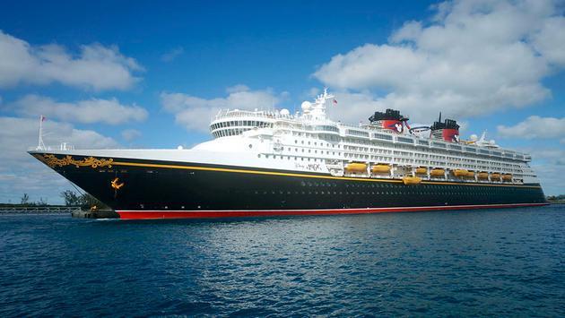 Disney Cruise Line's Disney Magic