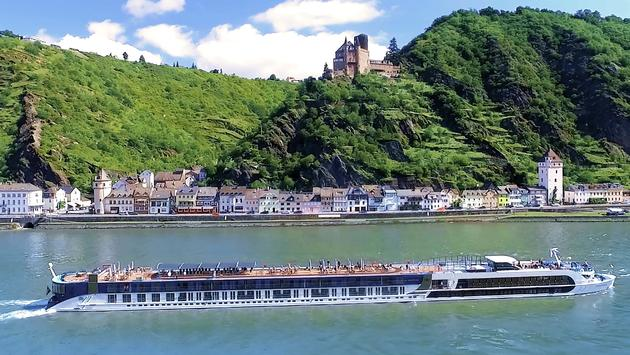 The new AmaMora from AmaWaterways