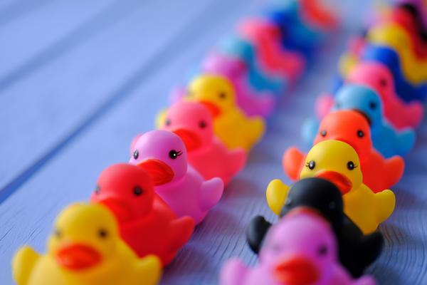 The Latest Cruise Trend is an Invasion of Rubber Duckies