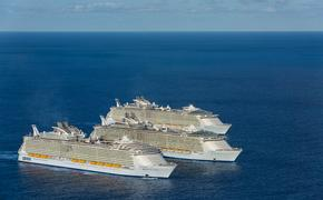 Royal Caribbean International's Oasis-class ships