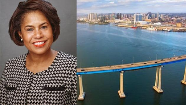 San Diego Tourism Authority President and CEO Julie Coker