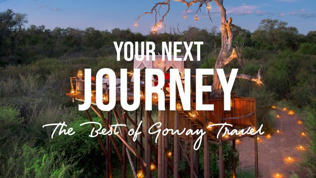 Your Next Journey: The Best of Goway Travel