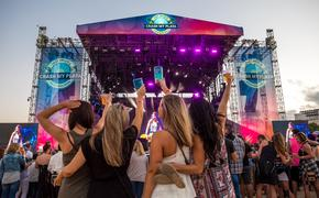 Luke Bryan's annual 'Crash My Playa' concert at Moon Palace Cancun.