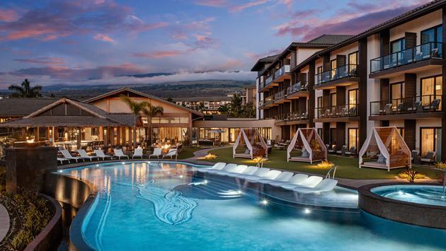 AC Hotel by Marriott Maui Wailea.