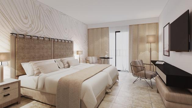 Guest Room at Secrets Lanzarote Resort & Spa