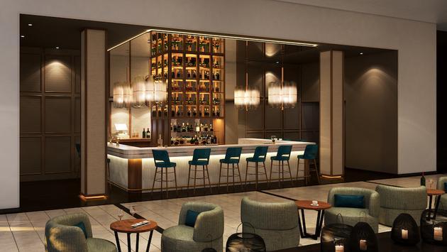 Lobby Bar at Secrets Lanzarote Resort & Spa