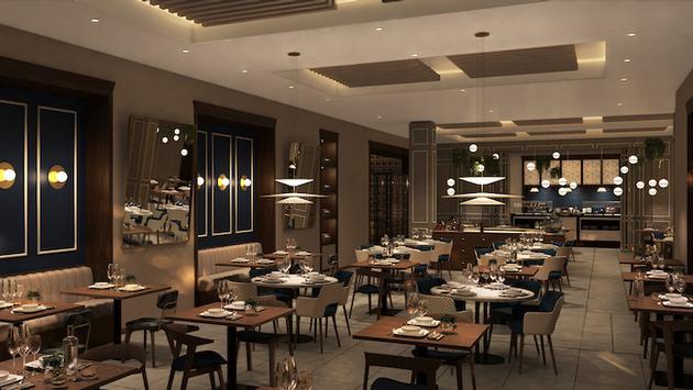 Restaurant at Secrets Lanzarote Resort & Spa