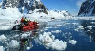 The Airfare's On Us. The Antarctic Adventure Is Yours.