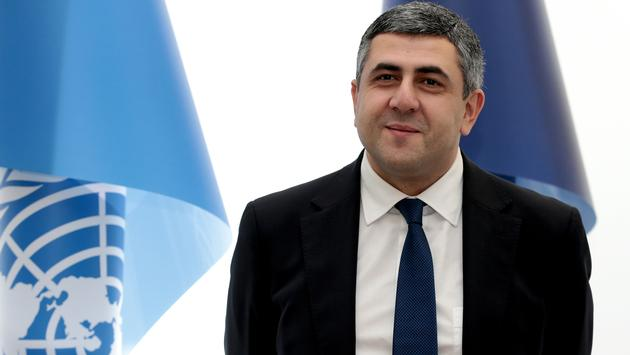 Zurab Pololikashvili, Secretary-General of the UNWTO