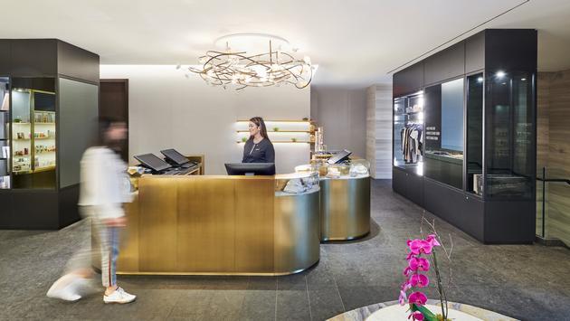 The Spa at Four Seasons Hotel Toronto
