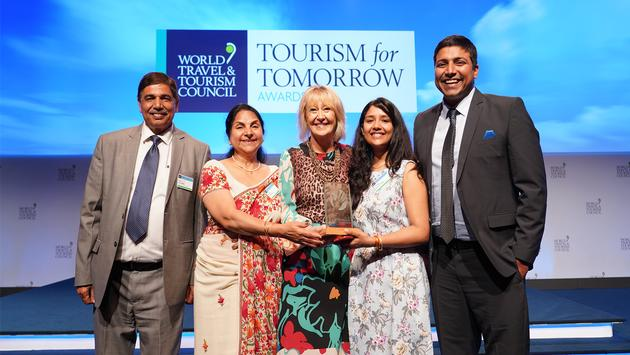 Tourism for Tomorrow winners in Buenos Aires, 2018