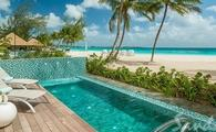 $1,000 Instant Credit: Beachfront Prime Minister One Bedroom Butler Suite w/ Private Pool and Patio Tranquility Soaking Tub