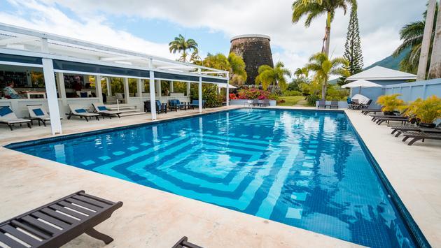 Montpelier resort pool