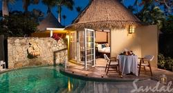 1 Free Night: Caribbean Honeymoon Butler Rondoval with Private Pool Sanctuary
