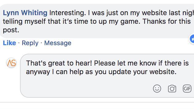Replying on Social Media