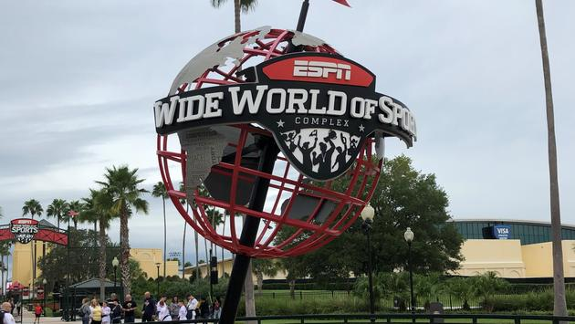 ESPN Wide World of Sports Complex in Orlando, Florida
