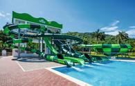 Splash Water World at Riu Guanacaste, Costa Rica.