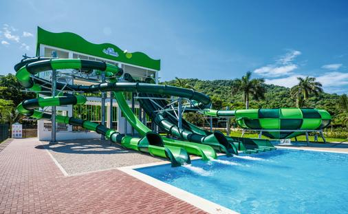 Splash Water World at Riu Guanacaste, Costa Rica.