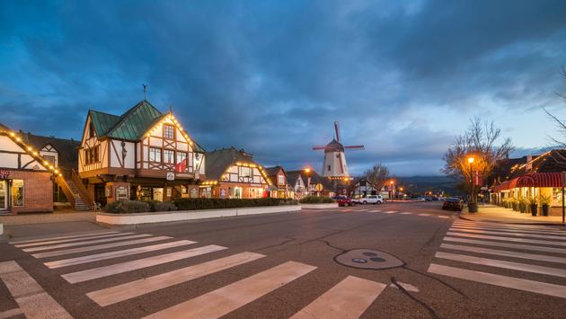 City of Solvang, California