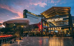 L'hôtel Park MGM a été inauguré en début d'année 2019 sur Las Vegas Boulevard