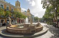 Plaza de Armas in Old San Juan