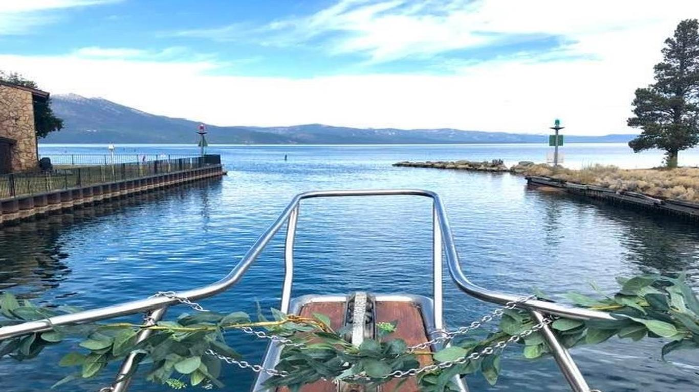 Lake Tahoe: The Sapphire Jewel of the Sierra