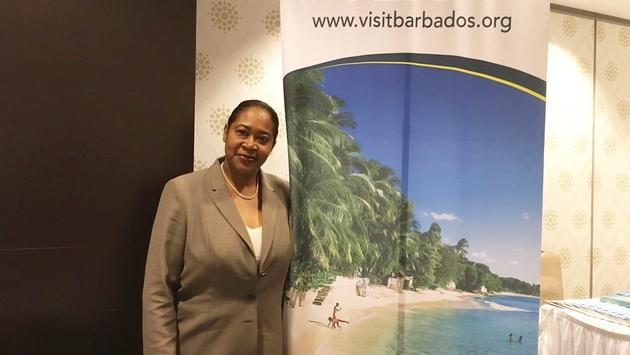 Stacey Hutchinson de Visit Barbados