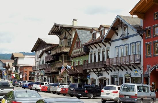 Downtown Leavenworth, Washington