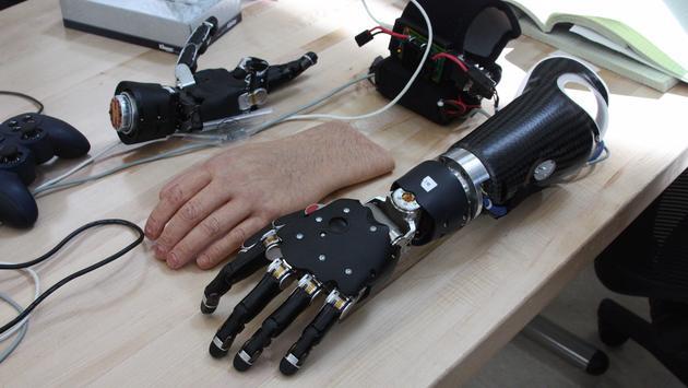 Advanced U.S. Navy prosthetics