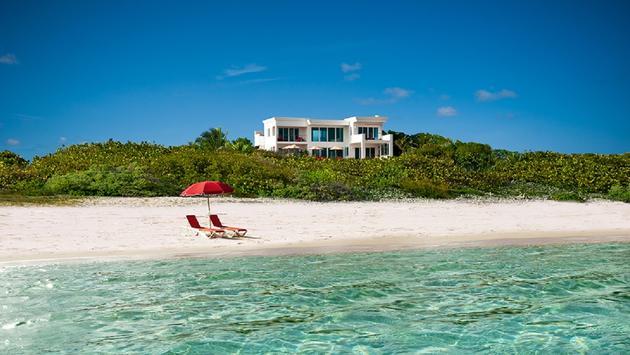 Tequila Sunrise, Anguilla