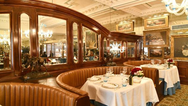 Elegant English Grill at The Rubens at The Palace - London